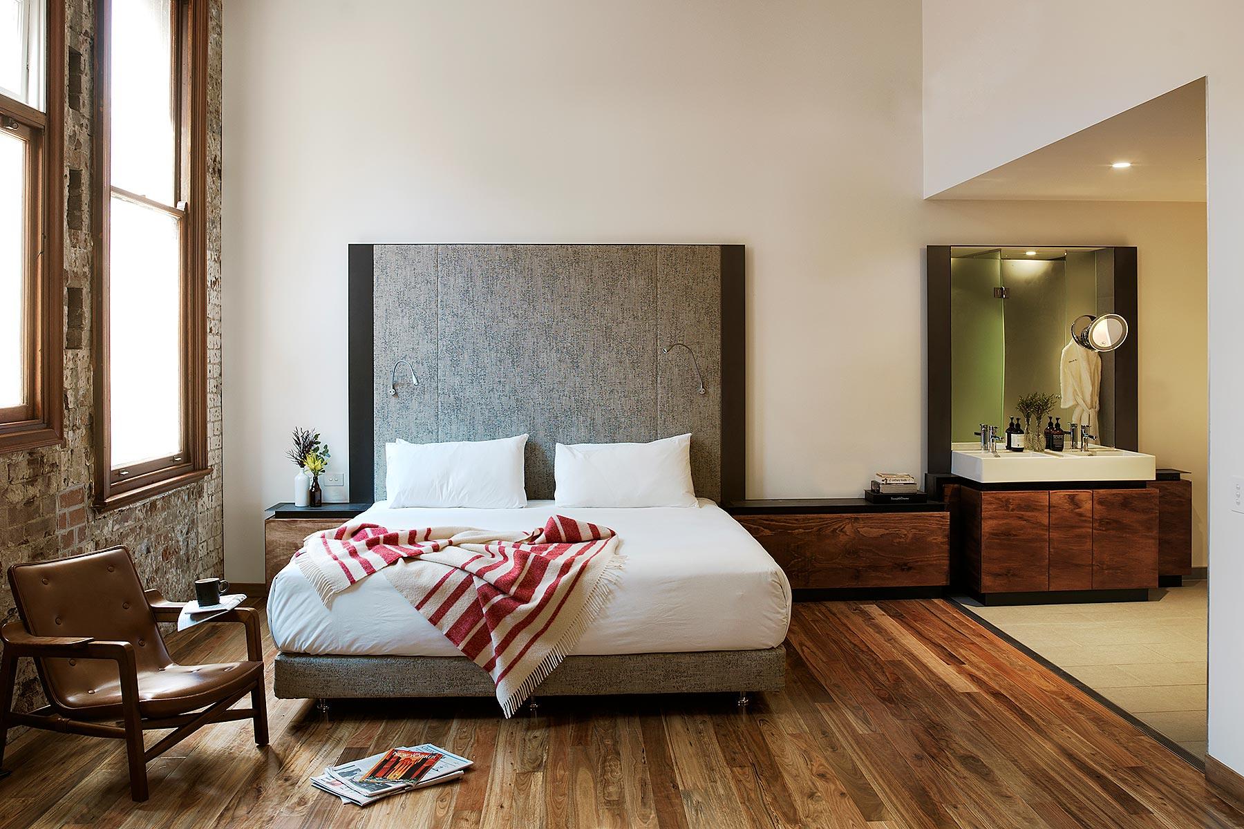 Bath In Room Hotel Sydney