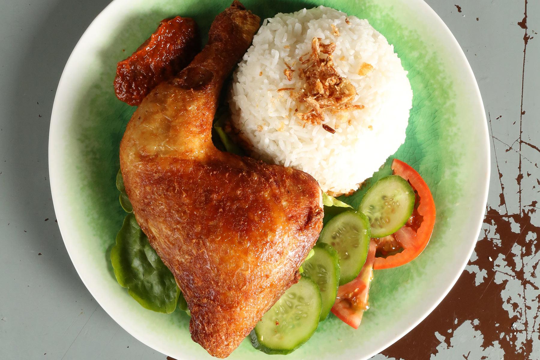 Sambal Ayam Goreng
