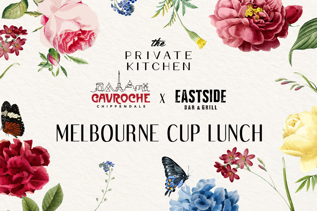 Melbourne Cup at The Private Kitchen