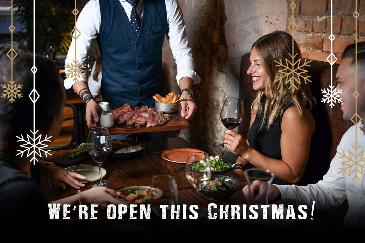 Christmas at Eastside Bar & Grill